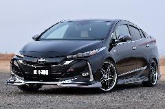 プリウスPHV ダックスガーデン 新車コンプリートカー販売 ガレージスパーク