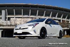 50プリウス スポーツデザイン コンプリートカー販売 注文販売 オークション代行 ガレージスパーク