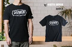 DIVINER×SIXTHSENSE コラボTシャツ