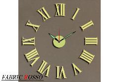 ウォールステッカー壁時計