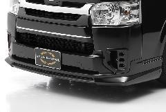 WALD エグゼクティブライン 200ハイエース 標準ボディ フロントスポイラー