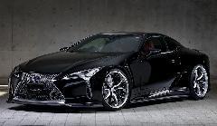 レクサス LC プルシャンブルー 新車コンプリートカー販売 ガレージスパーク