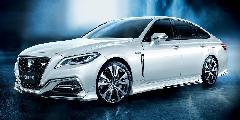 クラウン モデリスタ  新車コンプリートカー販売 ガレージスパーク