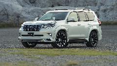 ランドクルーザー プラド WALDコンプリート 新車コンプリートカー販売 ガレージスパーク