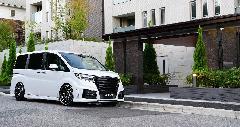 ステップワゴンスパーダ ノブレッセ 新車コンプリートカー販売 ガレージスパーク
