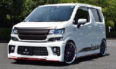ワゴンR BLESS 新車コンプリートカー販売 ガレージスパーク
