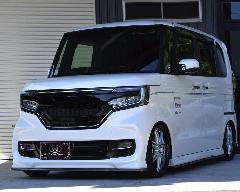N-BOXカスタム バタフライシステム 新車コンプリートカー販売 ガレージスパーク