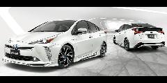 50プリウス モデリスタ エレガントアイススタイル 新車コンプリートカー販売 ガレージスパーク