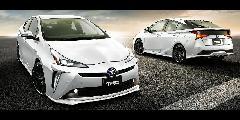 50プリウス TRD エアロダイナミックスタイル 新車コンプリートカー販売 ガレージスパーク