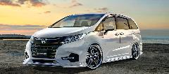 アドミレシヨン デポルテ RCオデッセイ 新車コンプリートカー販売 ガレージスパーク