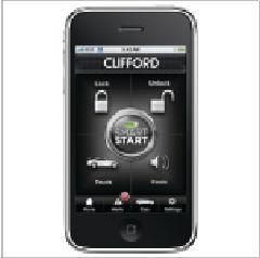 クリフォードオプション SMARTSTART BLUETOOTH