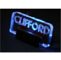 クリフォードオプション CLIFFORDイルミネーションプレート