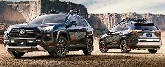 RAV4 TRD Field Monster For Adventure 新車コンプリートカー販売 ガレージスパーク