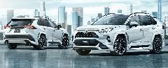 RAV4 TRD Street Monster 新車コンプリートカー販売 ガレージスパーク