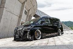 30アルファード後期 AIMGAIN 純VIP SPORT 新車コンプリートカー販売 ガレージスパーク