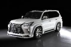 レクサスLX 新車コンプリートカー販売 WALD スポーツライン ガレージスパーク