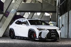 レクサスUX AIMGAIN SPORT 新車コンプリートカー販売 ガレージスパーク