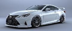 レクサスRC 新車コンプリートカー販売 アーティシャンスピリッツ スポーツライン ブラックレーベル ガレージスパーク