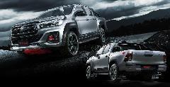 ハイラックス TRD 新車コンプリートカー販売 ガレージスパーク