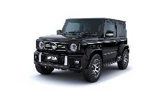 ジムニーシエラ DAMD リトルG 新車コンプリートカー販売 ガレージスパーク