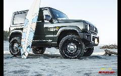 ジムニー DEAN クロスカントリー 新車コンプリートカー販売 ガレージスパーク