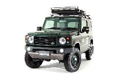 ジムニー DAMD リトルD 新車コンプリートカー販売 ガレージスパーク