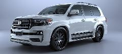 ランドクルーザー200 新車コンプリートカー販売 アーティシャンスピリッツ ブラックレーベル ガレージスパーク