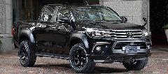 ハイラックス アーティシャンスピリッツ ブラックレーベル 新車コンプリートカー販売 ガレージスパーク