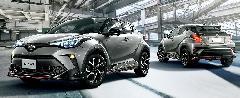 C-HR 後期モデル Sporty Style 新車コンプリートカー販売 ガレージスパーク