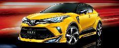 C-HR 後期モデル MODELLISTA BOOST IMPULSE STYLE 新車コンプリートカー販売 ガレージスパーク