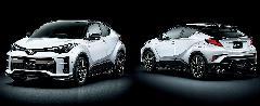 C-HR 後期モデル GR PARTS 新車コンプリートカー販売 ガレージスパーク