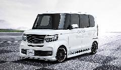 N-BOXカスタム LYNX 新車コンプリートカー販売 ガレージスパーク