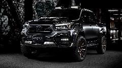 ハイラックス WALD ブラックバイソン 新車コンプリートカー販売 ガレージスパーク
