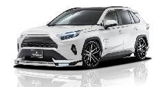 RAV4 ROWEN 新車コンプリートカー販売 ガレージスパーク