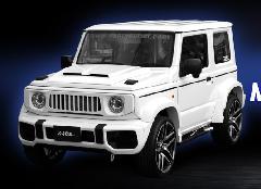 ジムニーシエラ JCW  新車コンプリートカー販売 ガレージスパーク