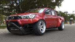 ハイラックス パンデム ワイドボディ 新車コンプリートカー販売 ガレージスパーク