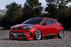 C-HR 後期モデル RS  新車コンプリートカー販売 ガレージスパーク