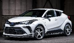 C-HR 後期モデル LUV LINE  新車コンプリートカー販売 ガレージスパーク
