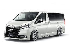 グランエース 新車コンプリートカー販売 ガレージスパーク
