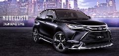 新型ハリアー モデリスタ GRAN BLAZE STYLE 新車コンプリートカー販売 ガレージスパーク