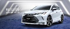 新型ハリアー モデリスタ AVANT EMOTIONAL STYLE 新車コンプリートカー販売 ガレージスパーク