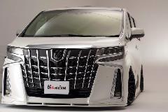 30アルファード後期 lb★nation × ESPRIT  新車コンプリートカー販売 ガレージスパーク