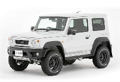 ジムニーシエラ JAOS 新車コンプリートカー販売 ガレージスパーク