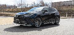 新型 80ハリアー WALD EXECUTIVE LINE  新車コンプリートカー販売 ガレージスパーク