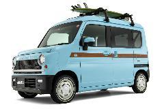 N−VAN DAMD MALIBU マリブ 新車コンプリートカー販売 ガレージスパーク