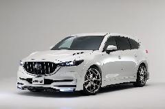 CX-8 クライメイト Balena 新車コンプリートカー販売 ガレージスパーク