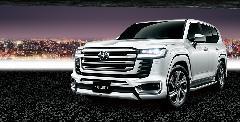 ランドクルーザー300 モデリスタ 新車コンプリートカー販売 ガレージスパーク