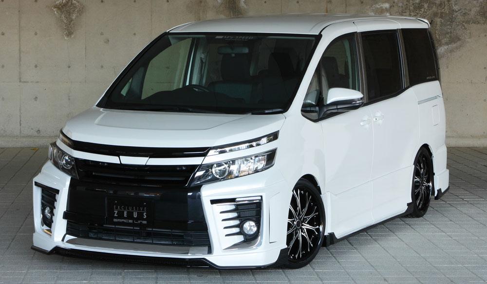 GRACE LINE ゼウス 80VOXY ZS 新車コンプリートカー販売