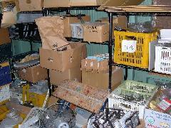 葛飾区押上のビル、1F-3Fまでの廃棄物処理。