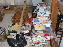 某新聞販売店様より廃棄物処理(スポット)を即日処理しました。